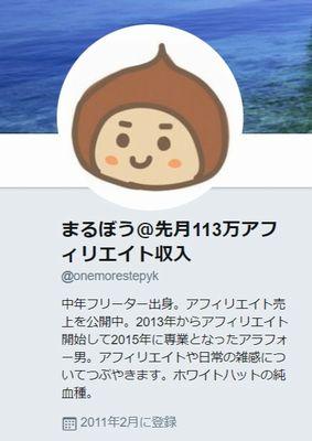 まるぼうTwitter